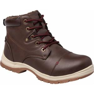 Numero Uno MARTEN M hnedá 42 - Pánska zimná obuv