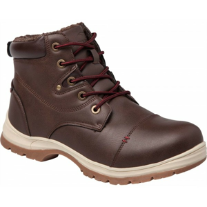 Numero Uno MARTEN M hnedá 44 - Pánska zimná obuv
