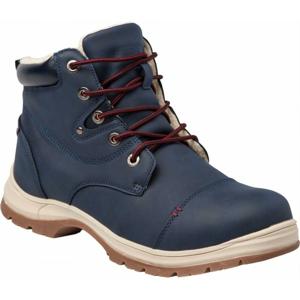 Numero Uno MARTEN M modrá 45 - Pánska zimná obuv