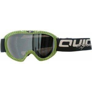 Quick JR CSG-030 zelená NS - Detské lyžiarske okuliare