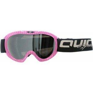 Quick JR CSG-030 ružová NS - Detské lyžiarske okuliare