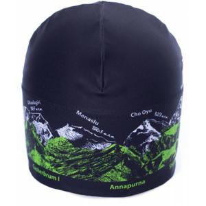 R-JET OUTDOOR ČIAPKA HORY zelená UNI - Funkčná športová čiapka