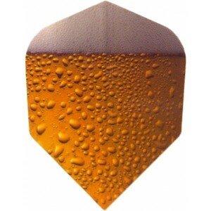 Windson BEER PLAST 3 KS   - Letky na šípky štandard