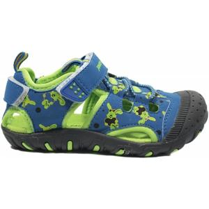 Junior League BERRY modrá 28 - Detské sandále