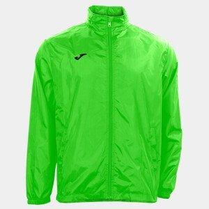 RAINJACKET IRIS GREEN FLUOR zelená L