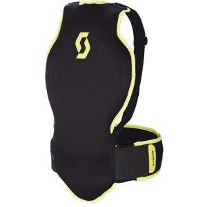 Chránič chrbtice Scott Soft CR II Junior čierno-zelená - XS