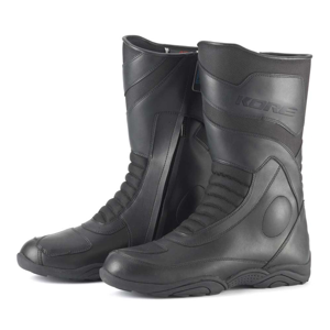 Moto topánky KORE Touring Mid čierna - 40
