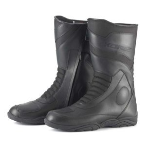 Moto topánky KORE Touring Mid čierna - 41