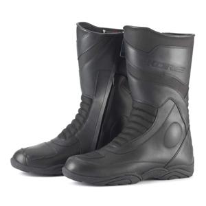 Moto topánky KORE Touring Mid čierna - 48