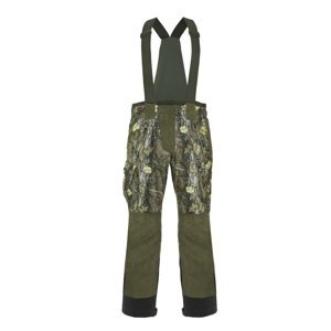 Lovecké nohavice Graff 759-B-L-2 zeleno-hnedá - XXXL 176-182 cm