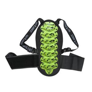 Detský chránič chrbtice W-TEC NF-3540 Junior zelená - XL