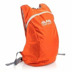 Športový batoh Peak B144190 oranžový