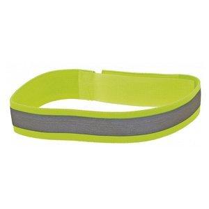 Reflexná páska na suchý zips M-Wave Reflective Arm/Leg Bands 2 ks
