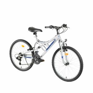 "Juniorský bicykel Reactor Freak 24"" - model 2018 biela"