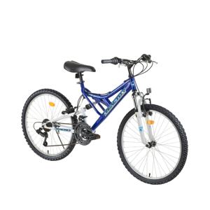 """Juniorský bicykel Reactor Freak 24"""" - model 2018 modrá"""
