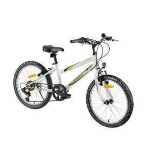 "Detský bicykel Reactor Star 20"" biela"