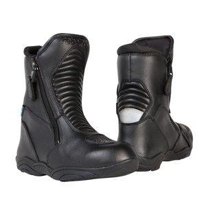 Moto topánky REBELHORN Rio čierna - 47