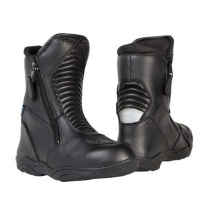 Moto topánky REBELHORN Rio čierna - 48
