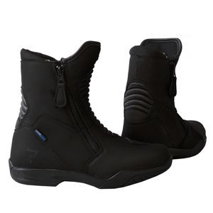 Moto topánky REBELHORN Rio matne čierna - 42