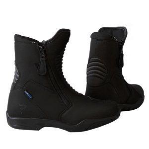 Moto topánky REBELHORN Rio matne čierna - 37