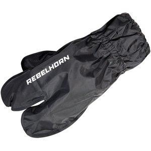 Rukavice proti dažďu Rebelhorn Bolt čierna - 3XL