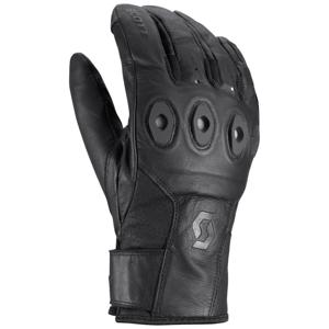 Moto rukavice SCOTT Summer DP Black MXVII čierna - 3XL