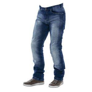 Pánské moto jeansy City Nomad Jack Iron modrá - 3XL