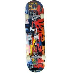 Skateboard Spartan Ground Control 3