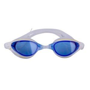 Plavecké okuliare Escubia Butterfly SR bielo-modrá
