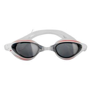 Plavecké okuliare Escubia Butterfly SR bielo-čierna