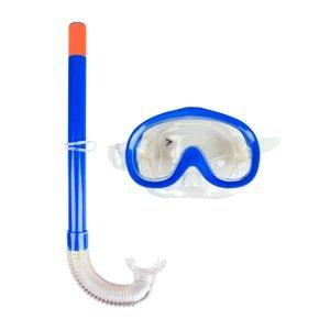 Sada na potápanie Escubia Nemo Set JR modrá