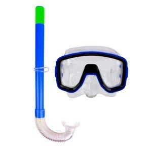 Sada na potápanie Escubia Joker Set SR modrá