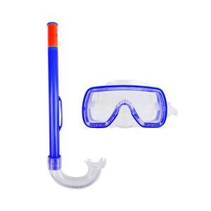Sada na potápanie Escubia Fun Set JR modrá