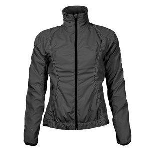 Dámska módna bunda Newline Imotion Ruffle Jacket titan šedá - M