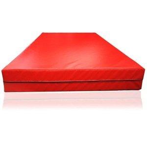 Gymnastická žinenka inSPORTline Morenna T25 červená