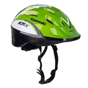 Cyklo prilba Kawasaki Shikuro zelená - L (52-54)
