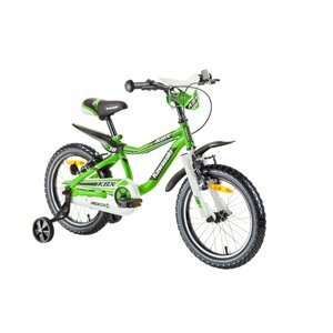 "Detský bicykel Kawasaki Juroku 16"""