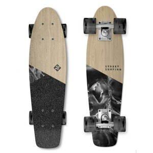 """Pennyboard Street Surfing Beach Board Wood Dimension 22,5"""""""