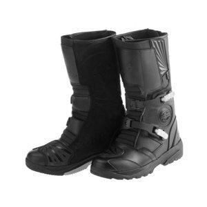 Moto topánky KORE Adventure 2.0 čierna - 48