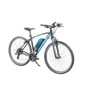 """Crossový elektrobicykel Devron 28161 28"""" - model 2018 Black - 20,5"""" - Záruka 10 rokov"""