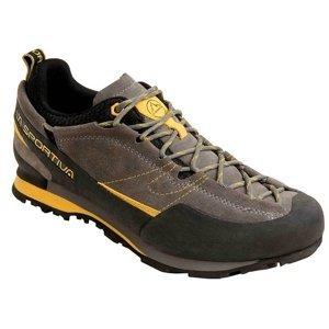 Pánske trailové topánky La Sportiva Boulder X grey-yellow - 47