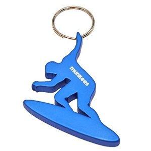 Otvárač fliaš Munkees Surfer modrá