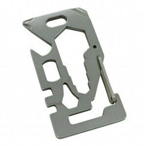 Multifunkčný kľúč Munkees Stainless Card Tool