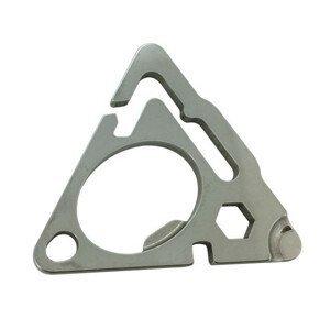 Multifunkčný kľúč Munkees Stainless Triangle Tool