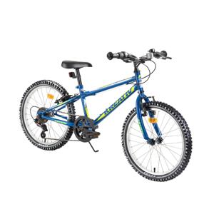 "Detský bicykel Kreativ 2013 20"" - model 2019 blue - Záruka 10 rokov"