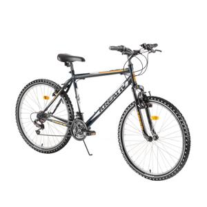 """Horský bicykel Kreativ 2603 26"""" 4.0 Black - Záruka 10 rokov"""