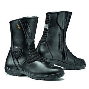 Moto topánky SIDI Gavia Gore black/black - 47