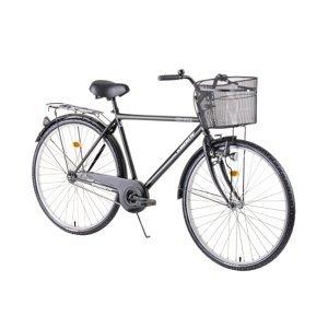 """Mestský bicykel Kreativ City Series 2811 28"""" 4.0 Black - Záruka 10 rokov"""