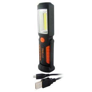 Nabíjacie LED svietidlo Trixline BC TR AC 207