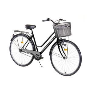 """Dámsky mestský bicykel Kreativ Comfort 2812 28"""" - model 2019 Black - Záruka 10 rokov"""